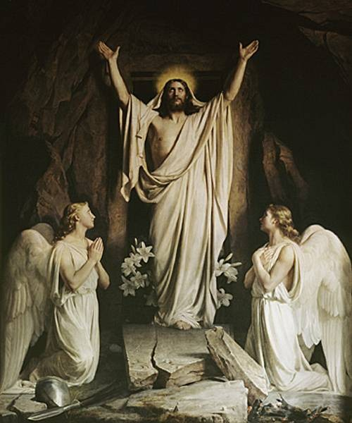 Carl Heinrich Bloch The Resurrection2